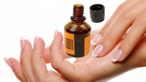 Йод захищає нігті від бактерій