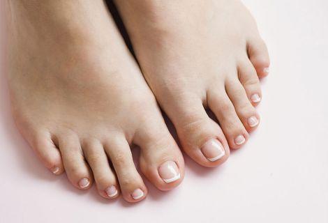Жовті нігті на ногах - ознака діабету