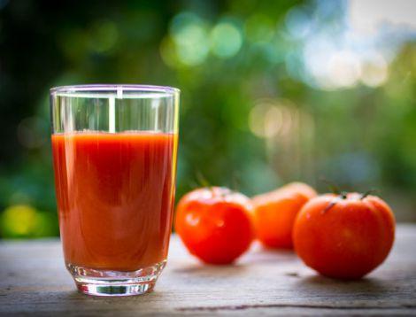 Корисні властивості томатного соку
