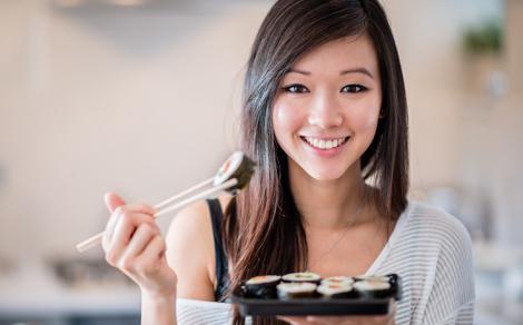 Секрети стрункості японок