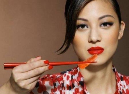 Що їдять китаянки?