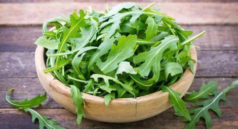 Рукола - смачна та корисна зелень