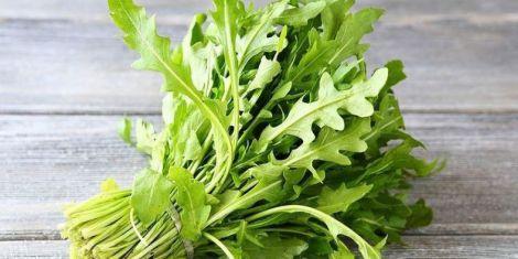 Салат з руколою - джерело вітамінів