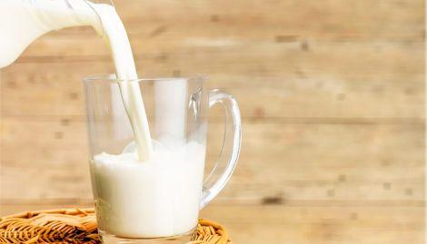 Молоко від кашлю