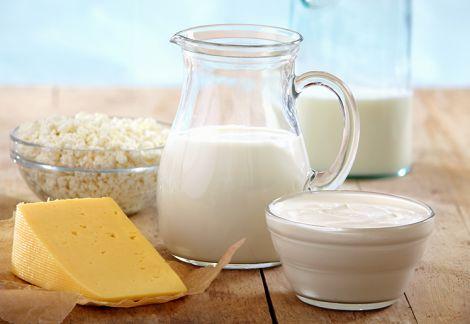 Молоко та сир