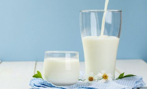 Користь від вживання молока