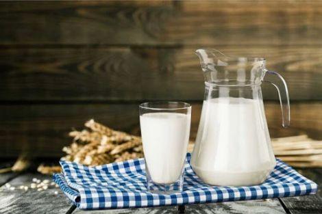 Вплив молока на кістки