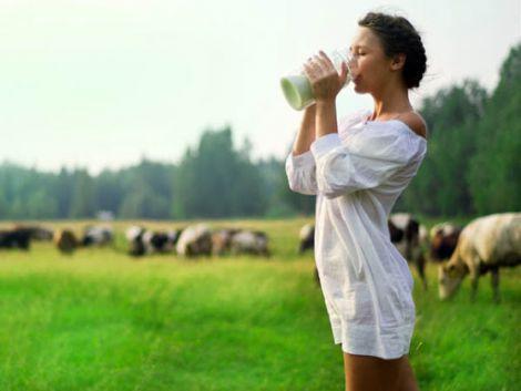 Парне молоко