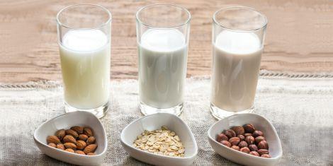 Рослинне молоко: корисні властивості