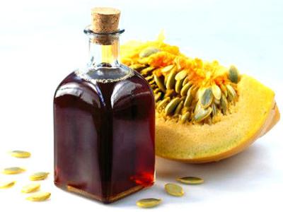 Гарбузова олія для хорошої потенції і не лише
