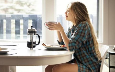 Кофеїнова залежність