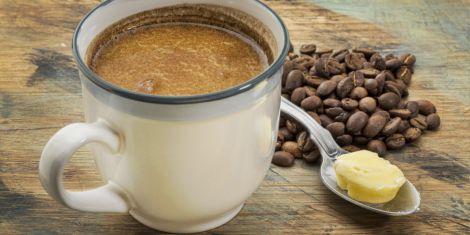 Кава з маслом