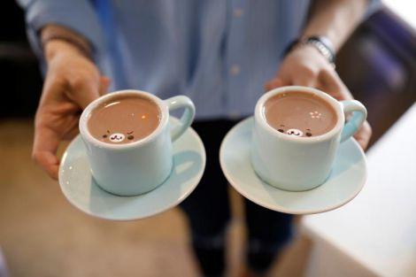 Кофе - любимый напиток многих людей