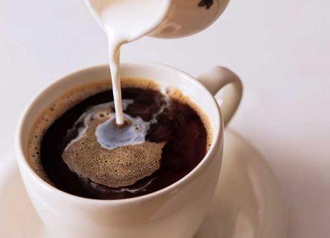 Кава та молоко від онкології