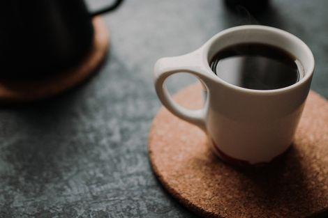 Оптимальний час для чашки кави
