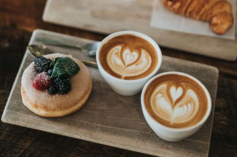 Смачна кава у правильному посуді