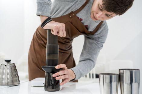 Приготування кави вдома