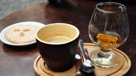 Поєднання кави з алкоголем