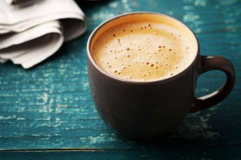 Перша частка кави
