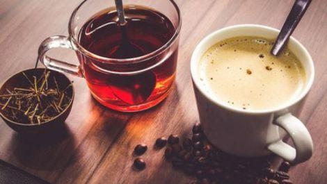 Користь кави та чаю для діабетиків