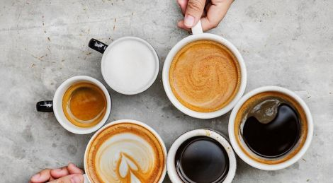 Правила вживання кави