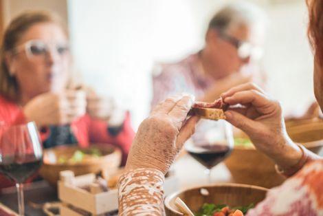Стареча деменція та харчування