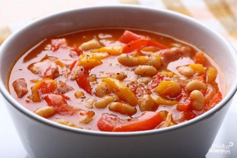 Смачний дієтичний суп для схуднення (Рецепт)