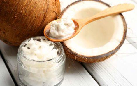 Кокосове масло для волосся