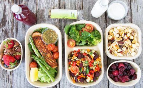 Правильне харчування допомагає пришвидшити метаболізм
