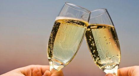 Корисне шампанське для жінок