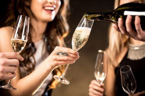 Користь шампанського для жінок