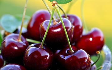 черешня допоможе врятувати від серцевих захворювань