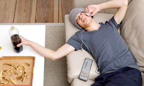 Відсутність фізичної активності провокує діабет
