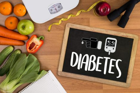 Схуднення діабетиків