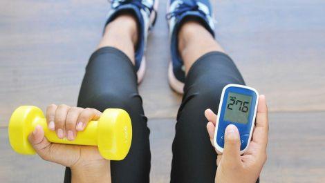 Тренування при діабеті