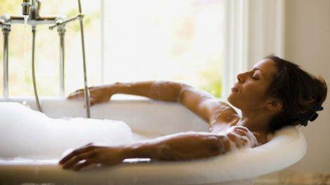Користь гарячої ванни