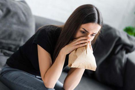 Панічні атаки: які симптоми?