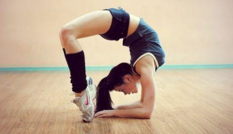 Розвиваємо гнучкість тіла