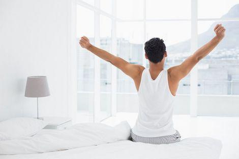 Прокидання в гарному настрої