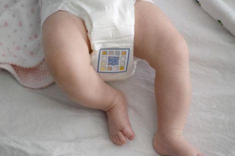 Розумні підгузники полегшать життя молодим батькам