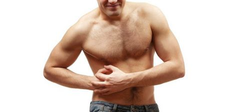 Перші симптоми раку печінки