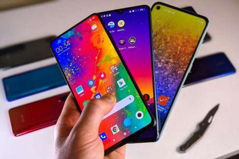 Великі смартфони шкодять рукам