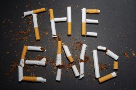 при правильній організації процесу кинути курити буде легше
