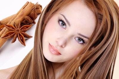 Кориця для волосся