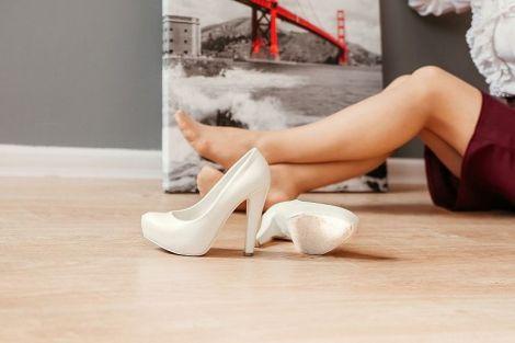 Як зберегти витончені ніжки до старості?