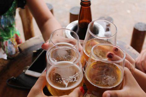 Шкідливий алкоголь у спеку