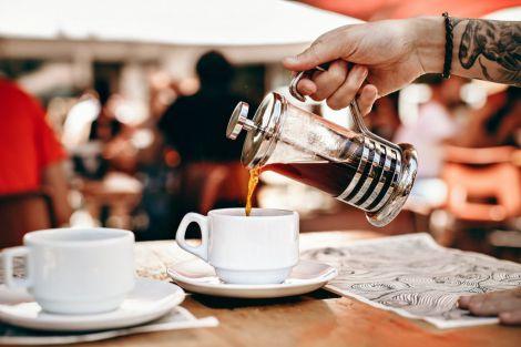 Вплив кави на фізичні тренування