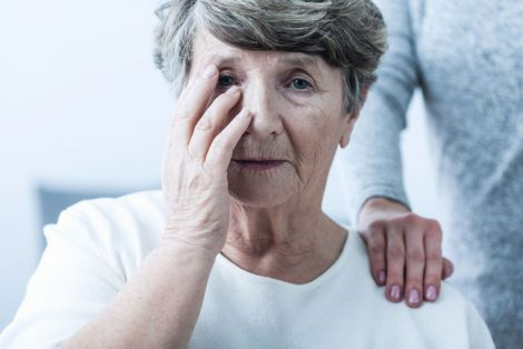Старечий маразм частіше з'являється у людей, які не хворіли раком