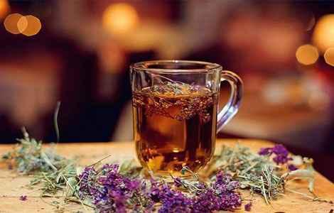Чай з чебрецю