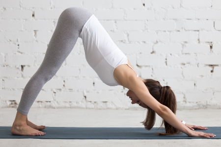 Йога дозволяє позбутися від негативу